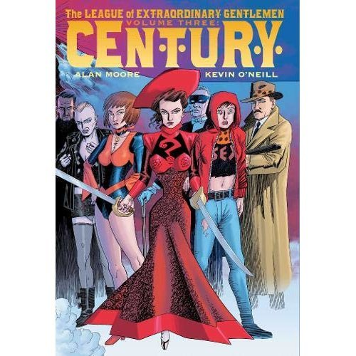 League Of Extraordinary Gentleman Volume 3, The Century