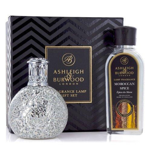 Ashleigh & Burwood Fragrance Oil Lamp Home Gift Set Diffuser Twinkle Star