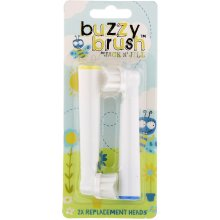 Jack n' Jill, Buzzy Brush, 2X Replacement Heads