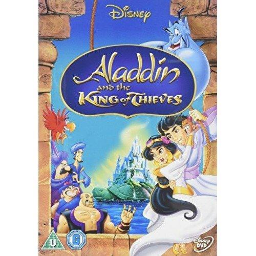Aladdin - King Of Thieves DVD [2013]