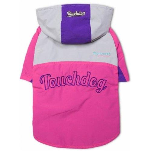 Touchdog JKTD10PKXS Mount Pinnacle Pet Ski Jacket, Extra Small - Pink