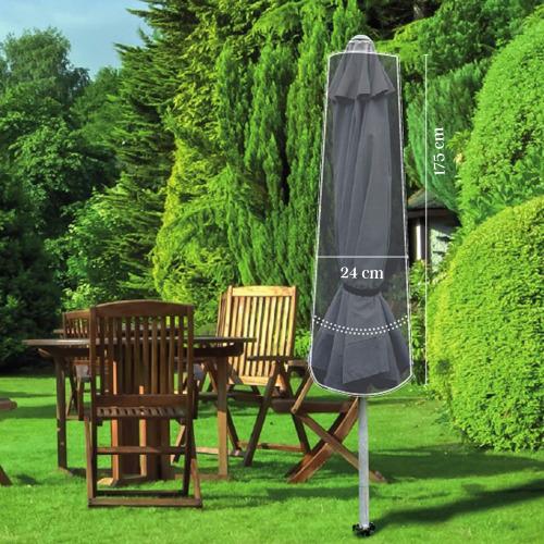 GEEZY  Weatherproof Durable Parasol Cover Outdoor Patio Garden Umbrella Protection