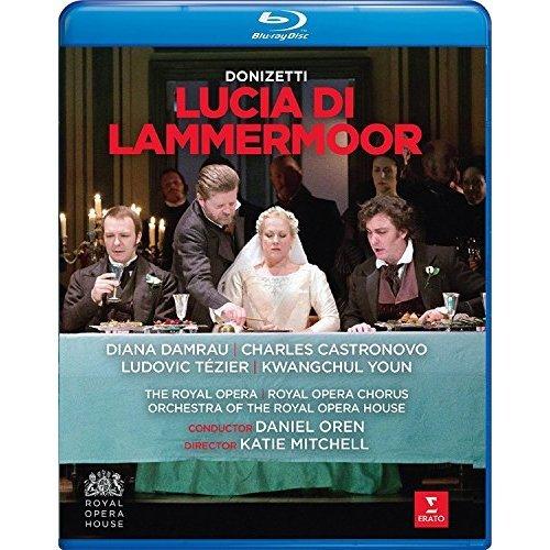 Donizetti: Lucia di Lammermoor (Blu-Ray) [2017] [Region Free] [DVD]