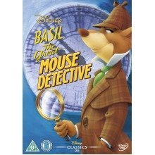 Basil The Great Mouse Detective DVD [2002] - Used