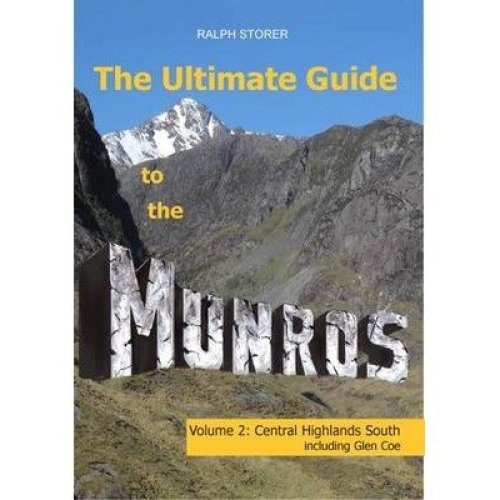 The Ultimate Guide to the Munros: Volume 2