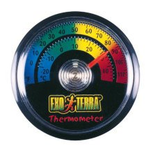 Exo Terra Analogue Gauge Thermometer