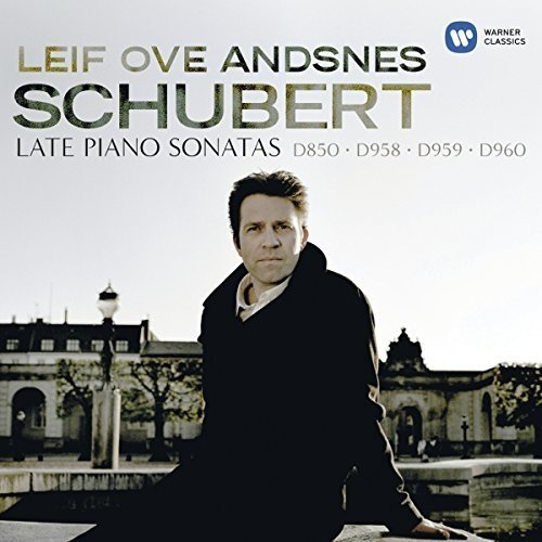 Leif Ove Andsnes - Schubert: Late Piano Sonatas [CD]