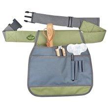 Esscherts Garden Tool Belt - Green/Grey