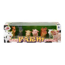 Soft Touch Baby Farm Set