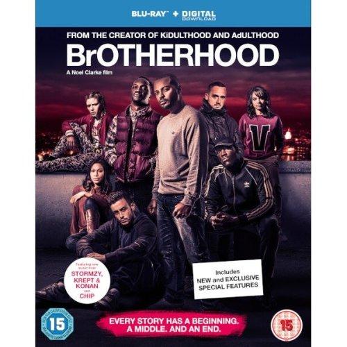 Brotherhood Blu-Ray [2016]
