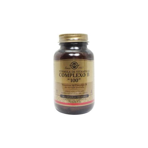 Solgar Vitamin B Complex 100 50Caps