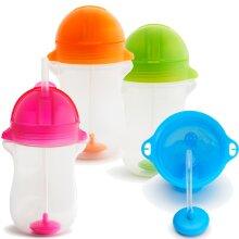 Munchkin Weighted Flexi-Straw Cup 284ml Baby Beaker
