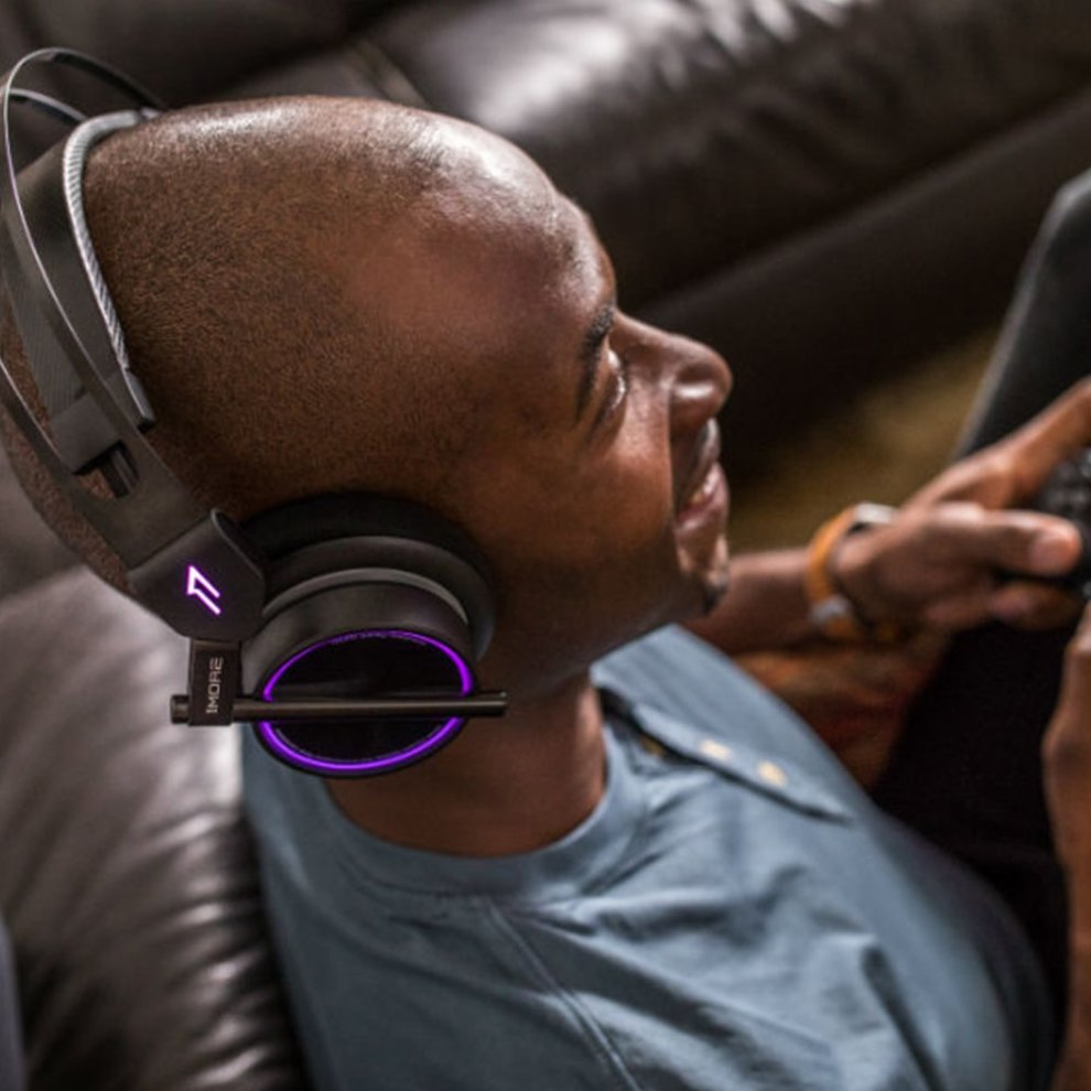 1MORE Spearhead VR Gaming Over Ear
