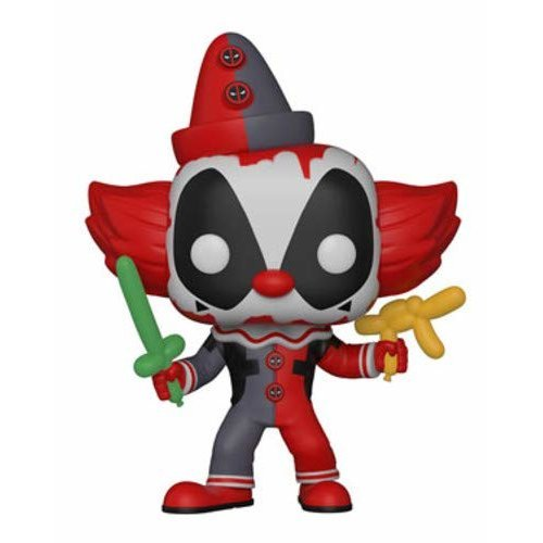 Funko Pop! Marvel Deadpool - Clown Deadpool Vinyl Figure #322