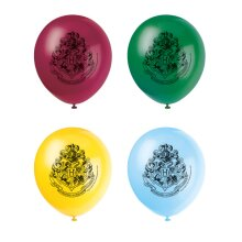 Harry Potter Balloons 8 Pack
