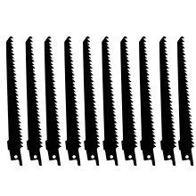 10Pcs 150mm Reciprocating Sabre Saw Blades R644D For Bosch Dewalt Makita