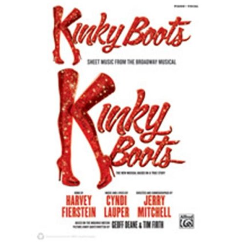 Alfred 00-41393 KINKY BOOTS P-V SEL BROADWAY
