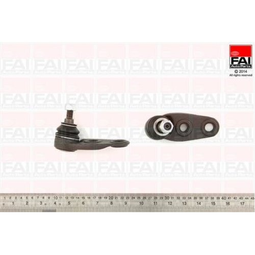 Front Right FAI Replacement Ball Joint SS2815 for Mini Convertible 1.6 Litre Petrol (01/10-12/16)