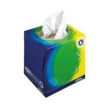 Kleenex Facial Tissues Cube, 2-ply, 56 Sheets