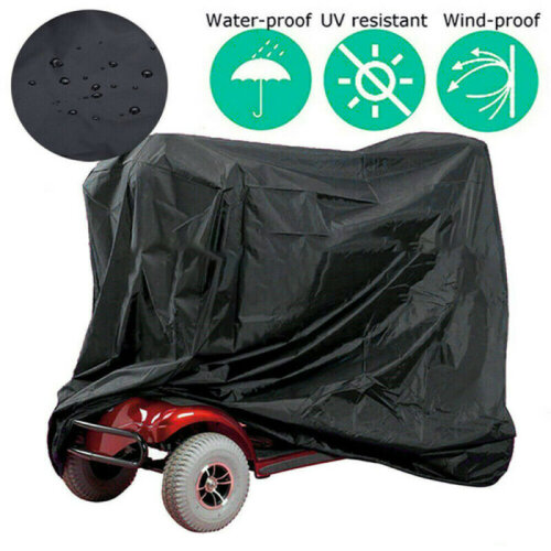 Heavy Duty Mobility Scooter Storage Rain Cover Protector Waterproof Covers