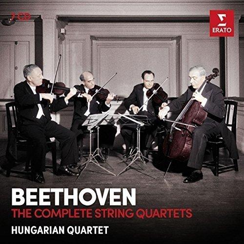 The Hungarian Quartet - Beethoven: the String Quartets (1953 Version) [CD]