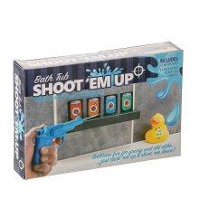 Bath Tub Shoot 'em Up Game