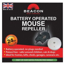 Beacon FM98 Mouse Repeller Battery Operated