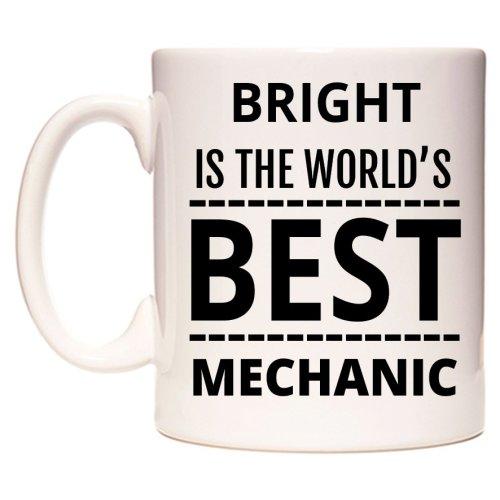 BRIGHT Is The World's BEST Mechanic Mug