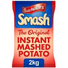 Batchelors Smash the Original Instant Mashed Potato - 4x2kg
