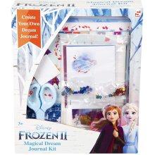 Frozen 2 Disney Magical Dream Journal Kit