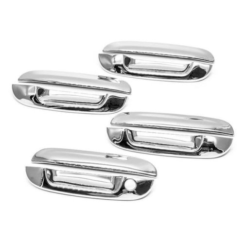 Atomsonic AMS1289F Chrome Door Handle Cover for 2006-2010 Cadillac DTS