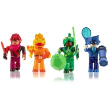 Roblox Action Collection Super Doomspire Four Figure Pack