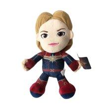 """Marvel Avengers Captain Marvel 12"""" Plush Toy"""