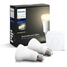 Philips Hue Starter Kit with E27 Bulb