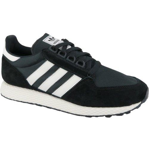 Forest Grove EE5834 Mens Black sneakers