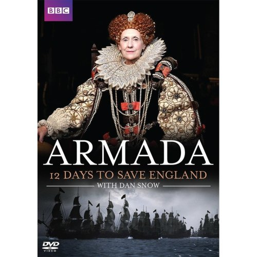 Armada 12 Days To Save England DVD [2015]