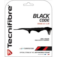 TECHNIFIBRE Black Code Tennis Set Black 128mm