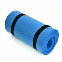 Ranpo Extra Thick Blue Non-Slip Yoga Mat - 15mm