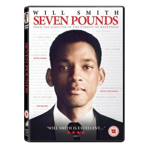 Seven Pounds DVD [2014]
