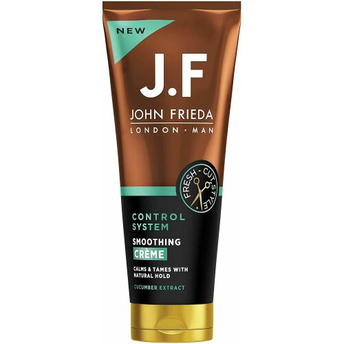 John Frieda Man JF Man Control System Smoothing Cream for Unruly Hair