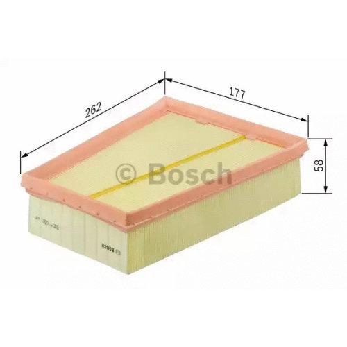 Air Filter BOSCH F 026 400 380