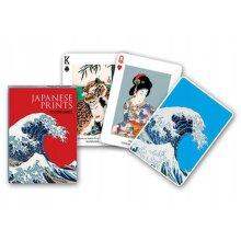 Japanese Prints set of playing cards + jokers