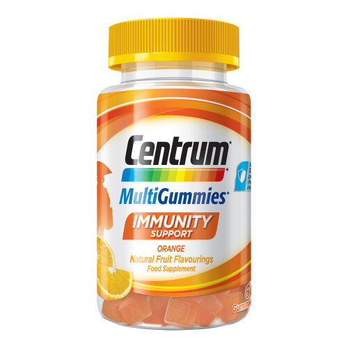 Centrum Multigummies Immunity Support - 60 Gummies
