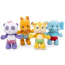Word Party Plush Toy Stuffed Doll Animals Gifts