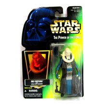 Star Wars Return of the Jedi Power of the Force POTF2 Collection 2 Bib Fortuna Action Figure [Hologram Card]