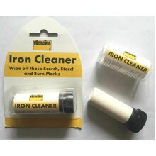 Iron Cleaner Stick Vilene Steam Soleplate Remover Scorch Starch Burn