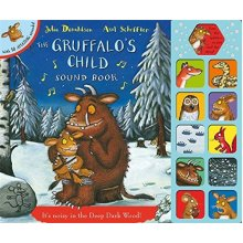 The Gruffalo Child An Oversize Sound Book for Little Hands