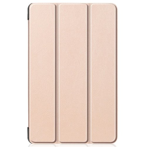 """(Gold, Samsung Tab A 10.1"""" T510/T515) Samsung Galaxy Tab A 2019 10.1"""" Full Body Flip Cover Trifold Case For T510/T515"""