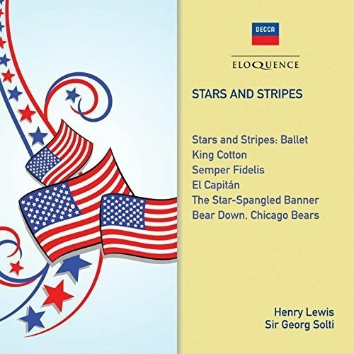 Henry Lewis; Sir Georg Solti; Chicago Symphony Orchestra Etc - Stars and Stripes; Star Spangled Banner Etc [CD]