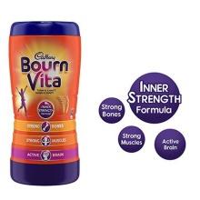 Cadbury Bournvita 500g chocolate drink to support Active Brain & Bones